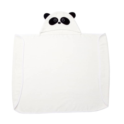 Hooded Towel Panda
